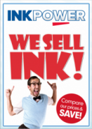 We sell Ink